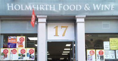 Shop Fitting Holmfirth