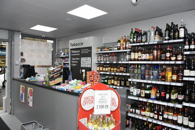 Holmfirth Food And Wine Shop Fitting Retail Ltd