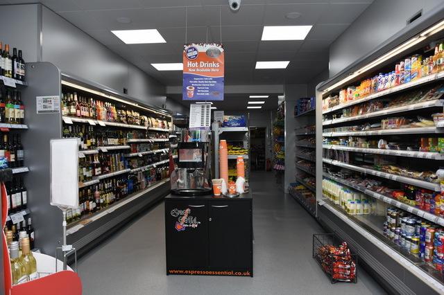 Holmfirth Food And Wine Shop Fitting Retail Ltd